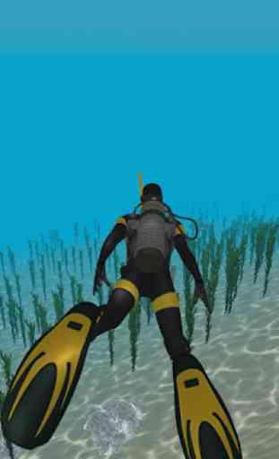 Sea Diver Simulator 3D 3