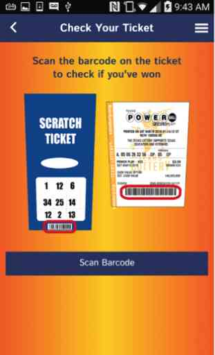 Texas Lottery Official App 2