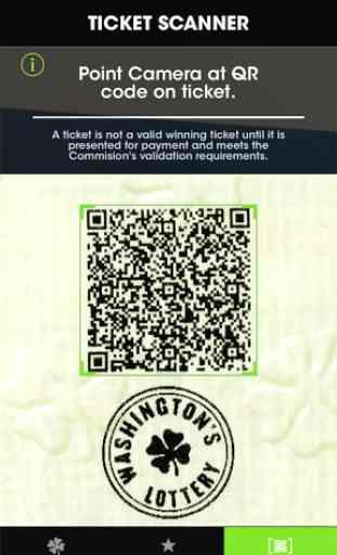Washington's Lottery 2