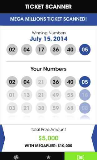 Washington's Lottery 3