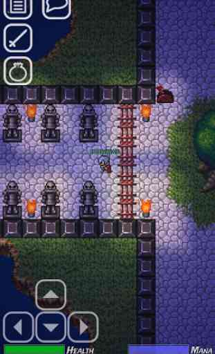 WinterSun MMORPG (Retro 2D) 1
