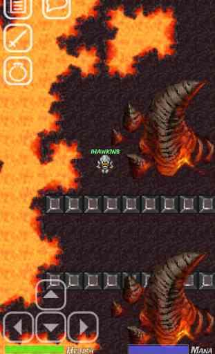 WinterSun MMORPG (Retro 2D) 2
