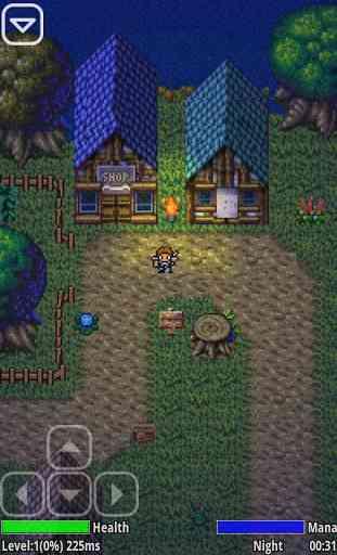 WinterSun MMORPG (Retro 2D) 4