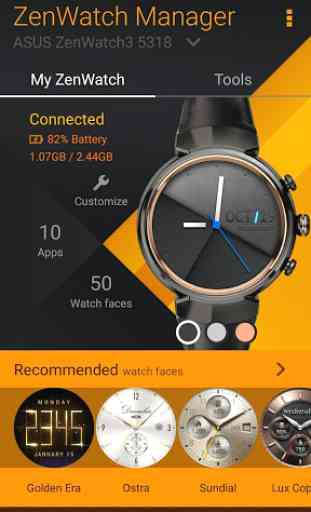 ZenWatch Manager 1