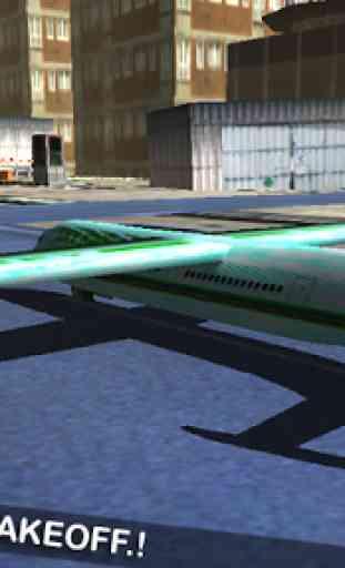 Airplane 3D 2
