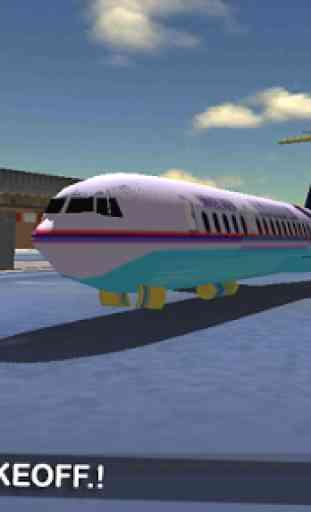 Airplane 3D 3