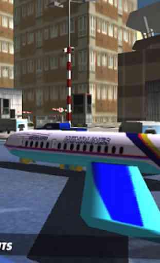 Airplane 3D 4