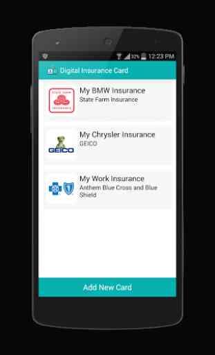 Digital Insurance Card 1