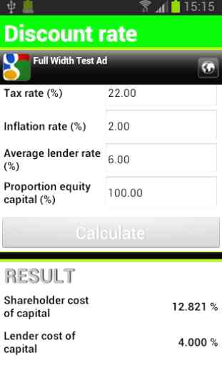 Finance Calculator Free 4
