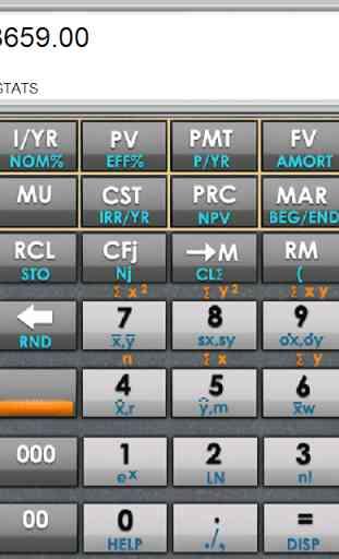 MxCalculator 10B Business Free 3