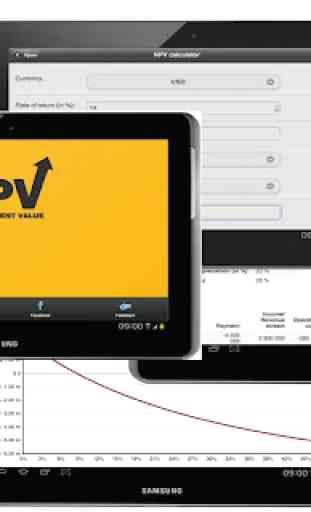 NPV - Calculator 1