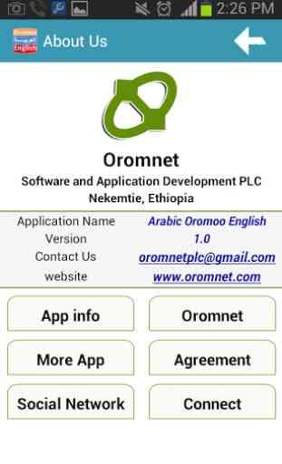 Afaan Oromoo Arabic Dictionary 4