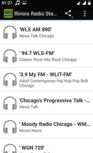 Illinois Radio Stations 1