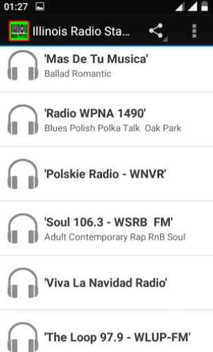 Illinois Radio Stations 2