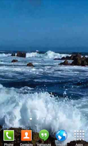 Ocean Waves Live Wallpaper 59 3