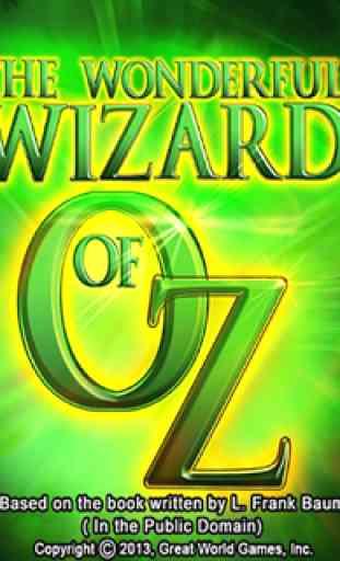 Wonderful Wizard Oz Slots FREE 1