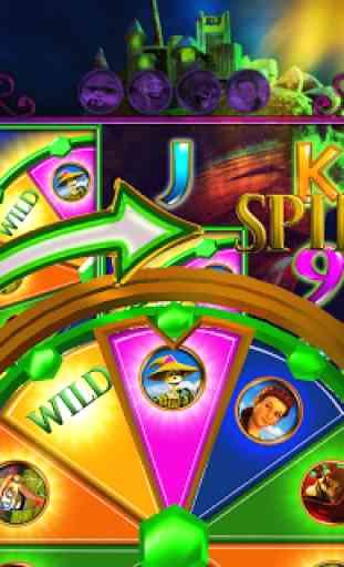 Wonderful Wizard Oz Slots FREE 4