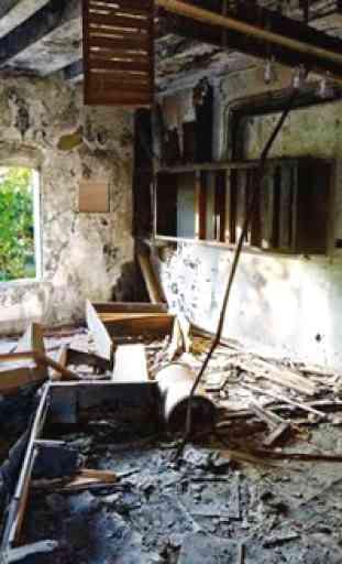 Abondend country villa escape2 3