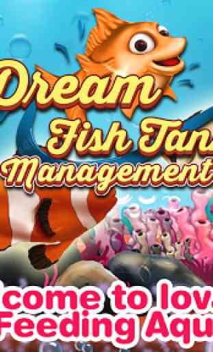 Fish Tank Management Game 1