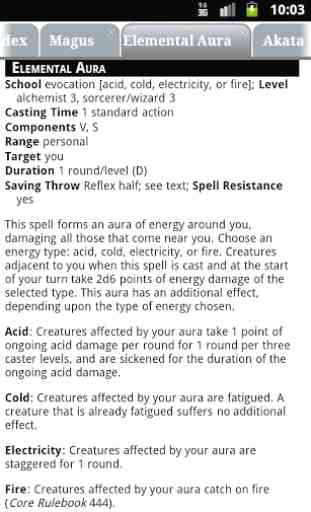 PF RPG Reference Document 2