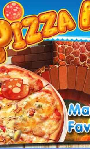 Pizza Maker Crazy Chef Game 1