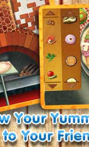 Pizza Maker Crazy Chef Game 3