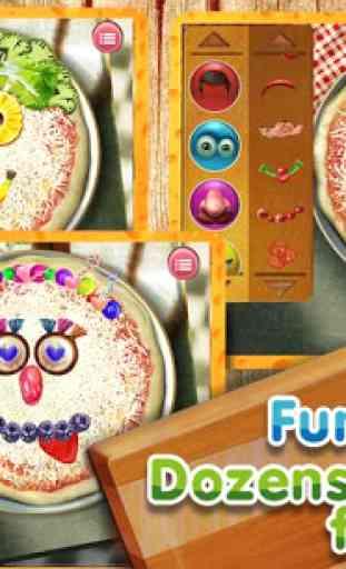 Pizza Maker Crazy Chef Game 4