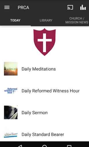 Protestant Reformed Churches 1