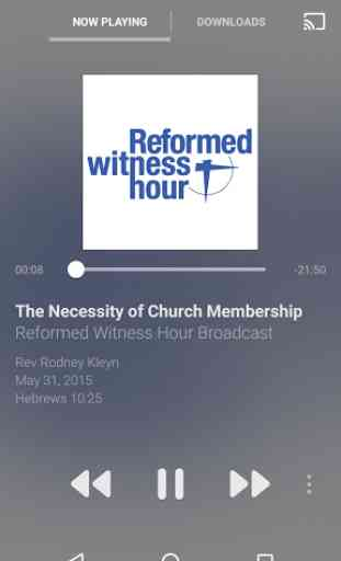 Protestant Reformed Churches 3
