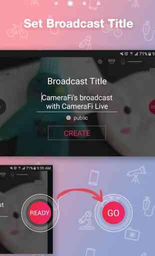 CameraFi Live ICE -Old Version 2