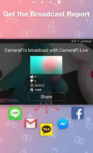 CameraFi Live ICE -Old Version 4
