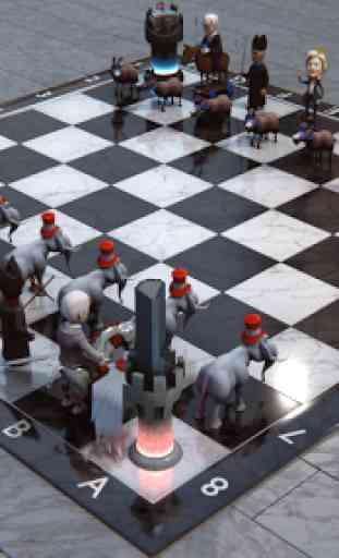 Political Chess 3D 1