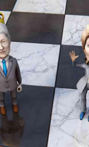 Political Chess 3D 2
