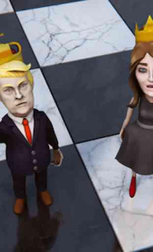 Political Chess 3D 3
