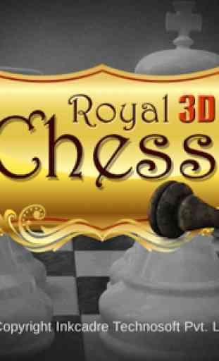 Royal 3D Chess 1