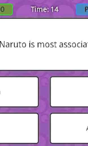 Anime Trivia 3