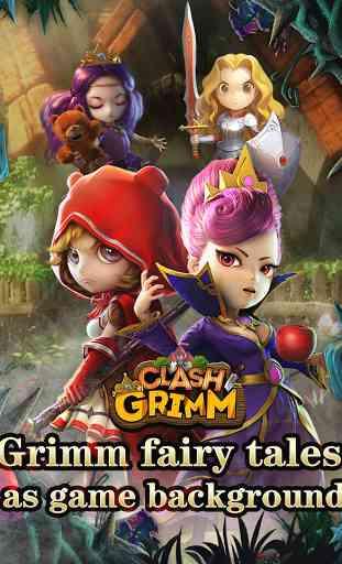 Clash Grimm 1