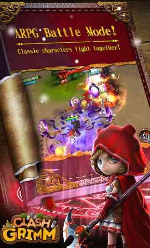 Clash Grimm 2