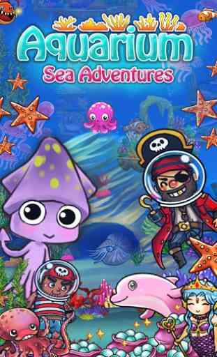 Ocean Aquarium Pocket Island 1