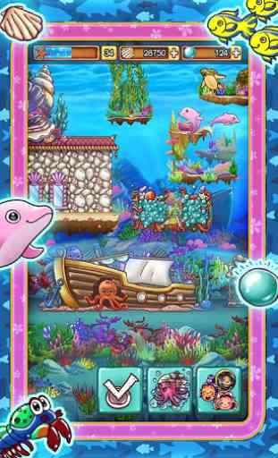 Ocean Aquarium Pocket Island 2