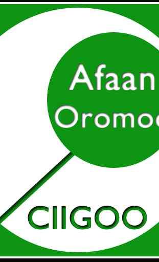 Ciigoo Afaan Oromoo Idioms 1