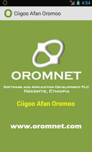 Ciigoo Afaan Oromoo Idioms 2