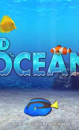 Fish Aquarium Game - 3D Ocean 1