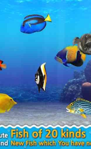 Fish Aquarium Game - 3D Ocean 2