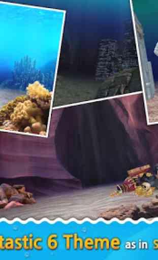 Fish Aquarium Game - 3D Ocean 3