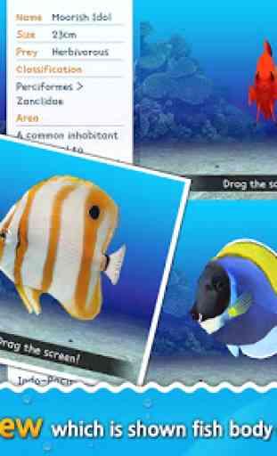 Fish Aquarium Game - 3D Ocean 4