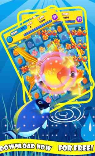 Fish Heroes 3 : Undersea 2