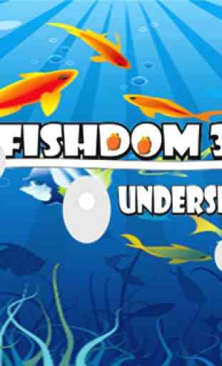 Fish Heroes 3 : Undersea 3