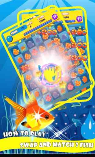 Fish Heroes 3 : Undersea 4