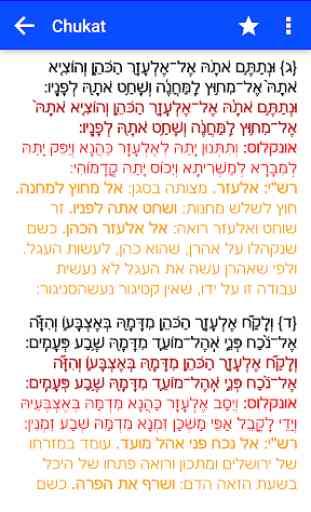 Shnayim Mikra Ve-echad Targum 2